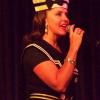 Chrissy takes Karaoke to the next level !